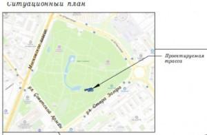Стартовало голосование по размещению картинга в парке Гагарина в Самаре