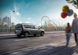 АВТОВАЗ объявляет о старте продаж новой специальной версии универсала LADA - Largus Cross Quest