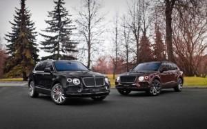 Всего в России насчитывается 13,5 тысяч роскошных автомобилей.