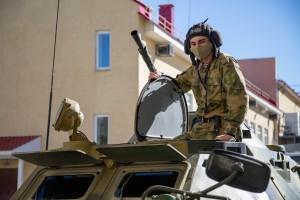 Подразделения Приволжского округа войск национальной гвардии РФ проводят плановые учения