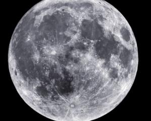 Луна покрывается ржавчиной
