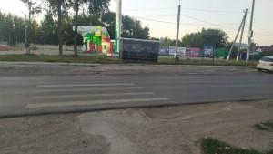В Самаре автомобилистка сбила пешехода