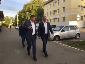 Виктор Кудряшов: в Жигулевске появятся новые благоустроенные общественные пространства