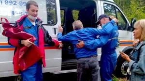 В Самарской области спасатели пришли на помощь грибнику