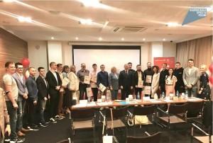 В пятницу, 4 сентября, в Самаре состоялся финал регионального этапа конкурса «Молодой предприниматель России - 2020».