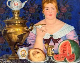 На ней будут представлены живописные полотна русских художников XVIII – XX веков.
