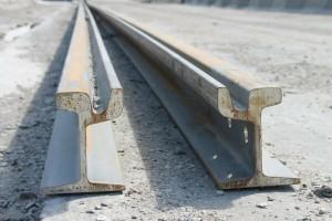В связи с производством работ по ремонту трамвайного пути.