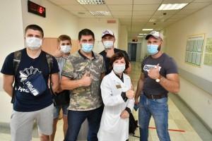 В Самарской области продолжается прививочная кампания. От гриппа уже привито почти 30 000 жителей региона, в том числе, более 19 000 детей.