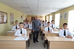 Участие в Диктанте позволило кадетам проверить свои знания о Великой Отечественной войне.