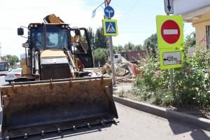 В Самаре снесли незаконный торговый павильон на улице С. Лазо