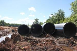 В ближайшее время «РКС-Самара» рассчитывают приступить к строительству инфраструктуры для проведения двух водоводов в посёлок Управленческий