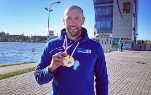 Самарские гребцы - победители всероссийских соревнований
