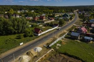 В Самарской области введена в эксплуатацию дорога межмуниципального значения «Курумоч — Новый Буян» — Старая Бинарадка.