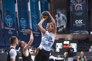 Баскетболисты Самары дебютировали в Единой лиге Европы 3х3