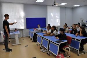 Для 2000 воспитанниковдетского технопарка «Кванториум– 63 регион» началисьзанятия
