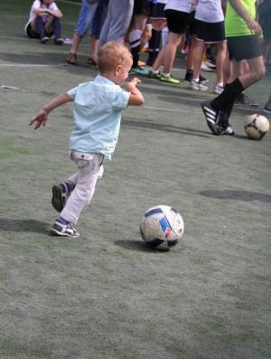 В Самаре состоится финал регионального партийного проекта «Лето с футбольным мячом»