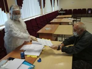 В Самарском регионе продолжается досрочное голосование на муниципальных выборах