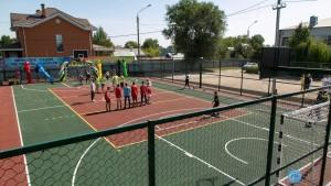 В Самаре построили 5 спортплощадок по нацпроекту Демография