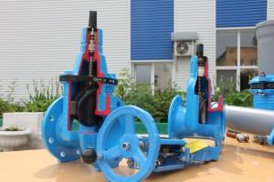 По производственной программе РКС-Самара заменили 350 задвижек на водопроводных сетях.