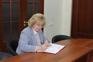 Подписано соглашение о взаимодействии и сотрудничестве между Уполномоченным по правам человека в Самарской области и Приволжской транспортной прокуратурой