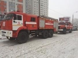 В Самаре попросили построить новую пожарную часть в Запанском
