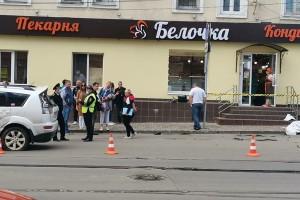 В Самаре в смертельной аварии на Венцека погибла женщина-пешеход