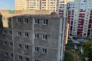 В Самаре хотят снести многоэтажный недостроенный спорткомплекс