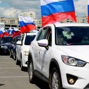 В Санкт-Петербурге стартовал автопробег «Отпуск на автомобиле» с участием машин заводского производства, работающих на природном газе (метане). Он пройдет по территории более 20 регионов.