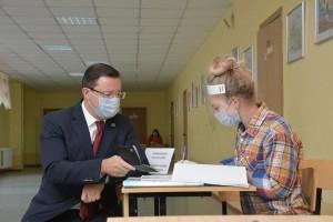 В эти дни в Самарской области проходит досрочное голосование по выбору депутатов в местные представительные органы власти.