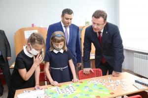 В Новокуйбышевске открылась библиотека нового поколения