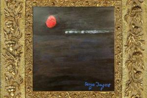 В Японии за 1 миллион йен (это около 700 тысяч рублей) была продана картина молодого тольяттинского художника