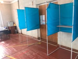 О ходе голосования в Промышленном районе рассказала координатор наблюдателей Наталья Митрошенкова.