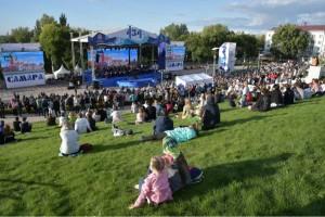 Фестиваль Шостаковича в Самаре начался с выступления Дениса Мацуева и Сергея Безрукова