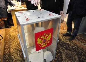 В регионе работают 1414 избирательных участков. Все желающие могут проголосовать на муниципальных выборах до 22:00.