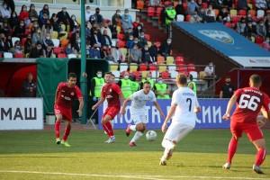 В каждом из таймов тольяттинцы пропустили от соперника из Ростовской области по мячу.