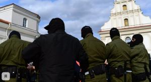 Сообщения о задержаниях поступают из различных районов белорусской столицы.