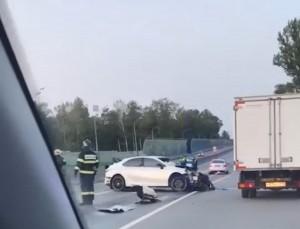 Все пострадавшие в ДТП ребята проживают в Красногорске.