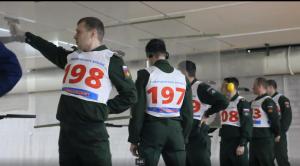 В Самаре прошел чемпионат Вооруженных Сил по летнему офицерскому троеборью