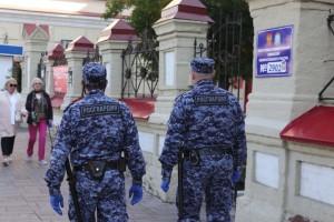 В Самарской области сотрудники Росгвардии обеспечили общественный порядок в Единый день голосования и День города Самары