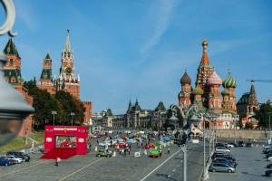 В этом году ралли было посвящено 50-летию выпуска первых автомобилей марки LADA. Маршрут длиной 80 километров стартовал у стен Кремля на Васильевском спуске.
