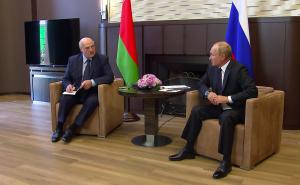 Переговоры стали первой личной встречей Путина и Лукашенко после президентских выборов в Белоруссии 9 августа, после которых в республике начались протесты оппозиции.