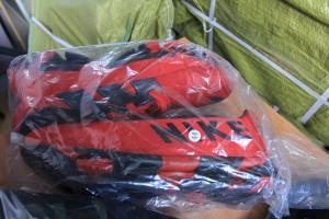 Самарские таможенники предотвратили многомиллионный ущерб компании NIKE