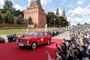 12 сентября в Москве состоялось седьмое ГУМ-Авторалли