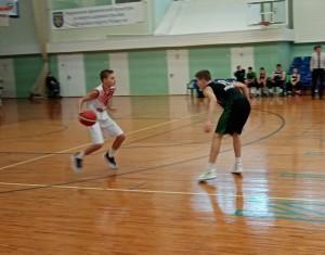 С 15 по 20 сентября в Тольятти проходит финальный этап первенства России по баскетболу среди команд юношей до 15 лет