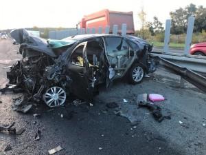 В ДТП в Самарской области погиб водитель, пострадали двое