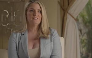 По словам Эми Доррис, инцидент произошел 5 сентября 1997 года возле туалетов у ложи для почетных гостей на Открытом чемпионате США по теннису.