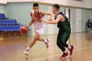 Команда «Красные Крылья» воспитанников спортшколы №2 вышла в финал Всероссийских соревнований по баскетболу
