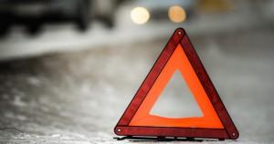Движение транспорта полностью заблокировано по одной из четырех полос в сторону области.