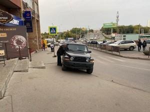 Подросток попал под машину в Самаре