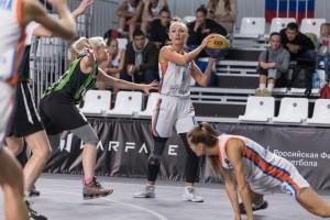Команды БК Самара выступили на Кубке России по баскетболу 3х3